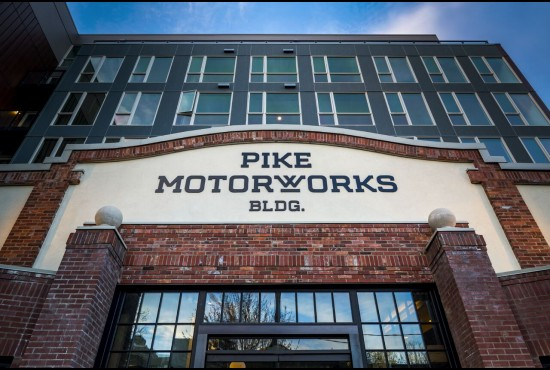 Pike Motorworks Apartments Water Repellent